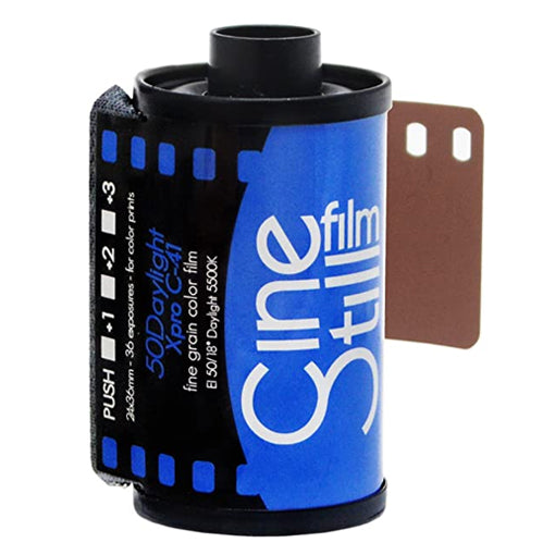 Cinestill 50 Daylight 35mm Film 36 Exposures (£12.50 incl VAT)