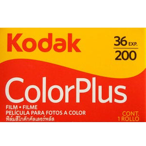 Kodak ColorPlus 200 35mm Film 36 Exposures (£5.99 incl VAT)