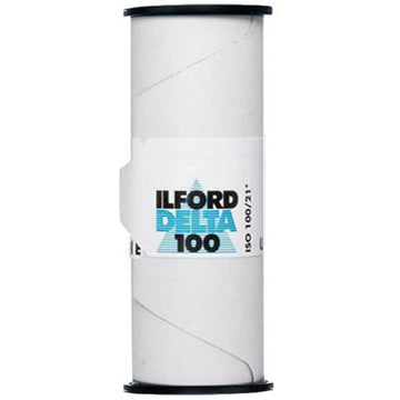 Ilford Delta 100 35mm Film 36 Exposures (£6.00 incl VAT)