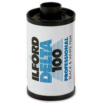 Ilford Delta 100 35mm Film 36 Exposures (£6.50 incl VAT)