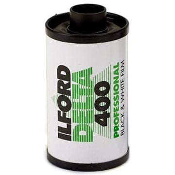 Ilford Delta 400 35mm Film 36 Exposures (£6.50 incl VAT)