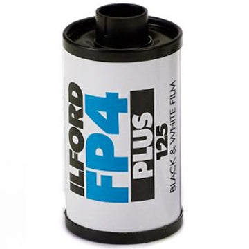 Ilford FP4 Plus 35mm Film 36 Exposures (£6.00 incl VAT)