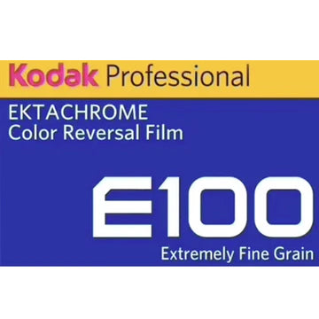 Kodak Ektachrome E100 35mm Film 36 Exposures (£17.00 incl VAT)