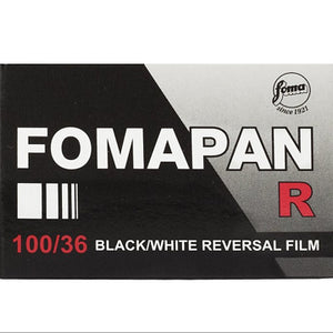 Fomapan R 100 35mm Film 36 Exposures (£5.99 incl VAT)