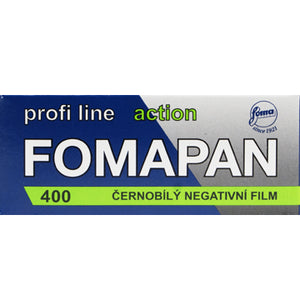 Fomapan 400 Action 120 Film (£4.50 incl VAT)