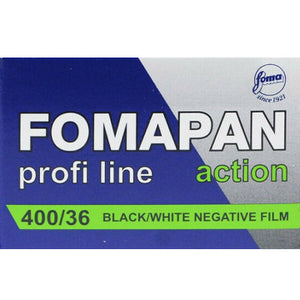 Fomapan 400 Action 35mm Film 36 Exposures (£4.50 incl VAT)