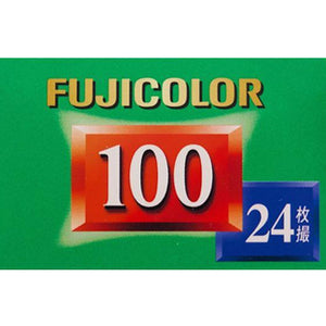 Fujifilm Fujicolor 100 35mm Film 36 Exposures (£10.00 incl VAT)