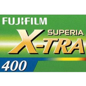 Fujifilm Superia X-TRA 400 35mm Film 36 Exposures (£7.50 incl VAT)