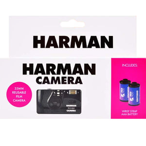Ilford Harman Reusable Camera (£29.99 incl VAT)