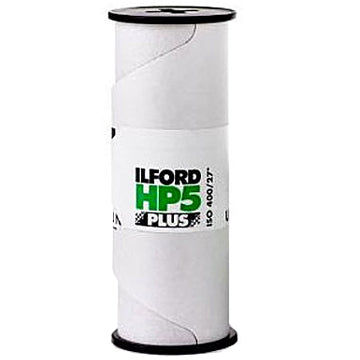 Ilford HP5 Plus 120 Film (£5.00 incl VAT)