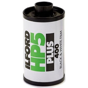 Ilford HP5 Plus 35mm Film 36 Exposures (£6.50 incl VAT)
