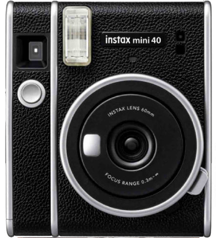 Fujifilm Instax Mini 40 Camera (£89.99 incl VAT)