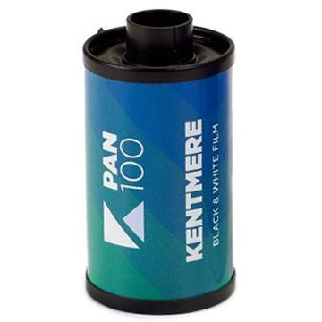 Kentmere 100 35mm Film 36 Exposures (£4.00 incl VAT)