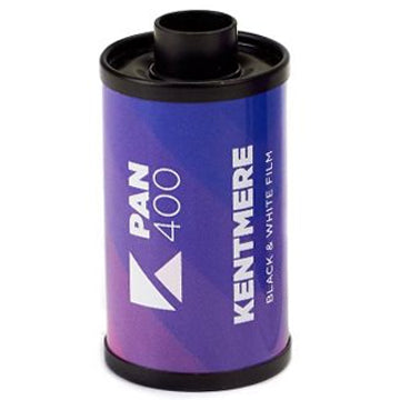 Kentmere 400 35mm Film 36 Exposures (£4.00 incl VAT)