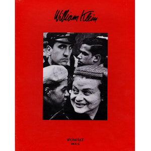 William Klein: Wombat Box Set