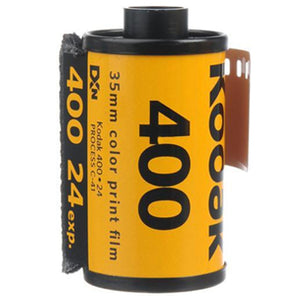 Kodak Ultra Max 400 35mm Film 36 Exposures, 3 Pack (£19.99 incl VAT)