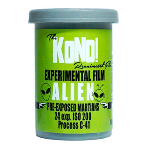 KONO! Alien 200 35mm Film 24 Exposures (£11.50 incl VAT)
