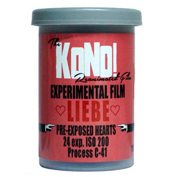 KONO! Liebe 200 35mm Film 24 Exposures (£11.50 incl VAT)