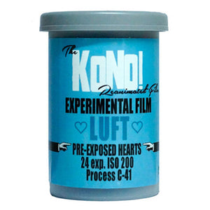 KONO! Luft 200 35mm Film 24 Exposures (£11.50 incl VAT)
