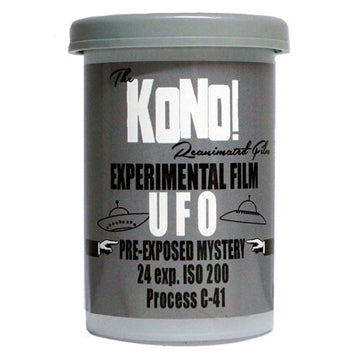 KONO! UFO 200 35mm Film 24 Exposures (£11.50 incl VAT)