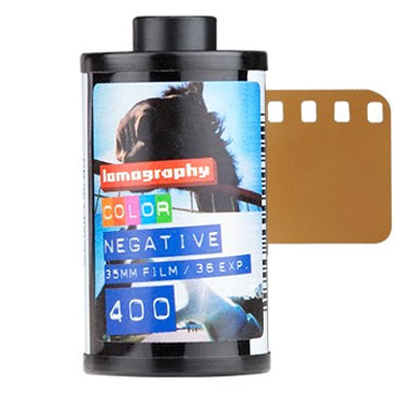 Lomography Color Negative 400 35mm Film 36 Exposures, 3 Pack (£25.90 Incl VAT)