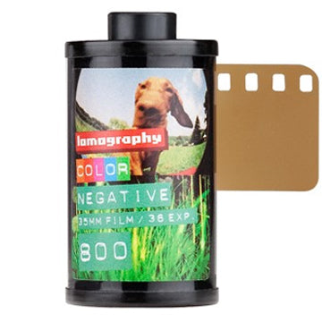 Lomography Color Negative 800 35mm Film 36 Exposures, 3 Pack (£31.90 Incl VAT)