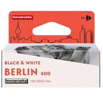 Lomography Berlin Kino 400 120 Film (£8.90 incl VAT)