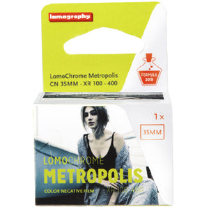 Lomography Metropolis 35mm Film 36 Exposures (£12.50 incl VAT)