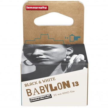 Lomography Babylon Kino 13 35mm Film 36 Exposures (£8.50 incl VAT)