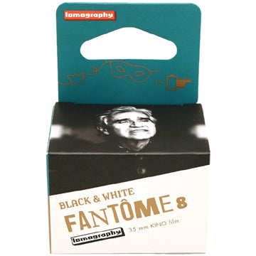 Lomography Fantôme Kino 8 35mm Film 36 Exposures (£8.50 incl VAT)