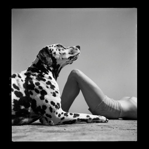 Herbert List: Magnum Contact Sheet