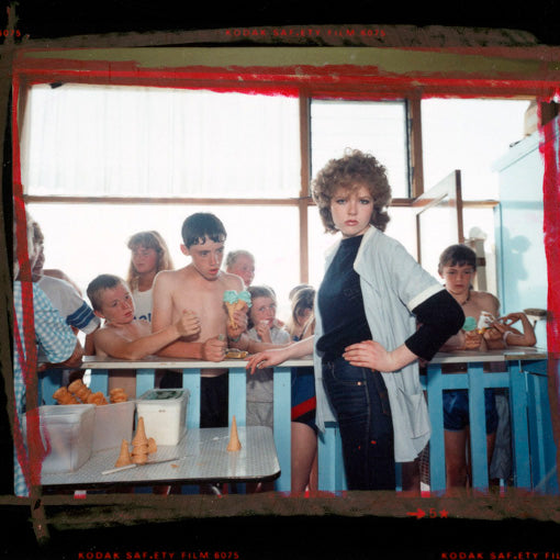 Martin Parr: Magnum Contact Sheet