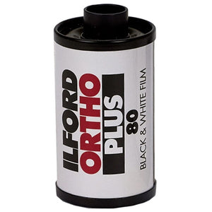 Ilford Ortho Plus 35mm Film 36 Exposures (£8.00 incl VAT)