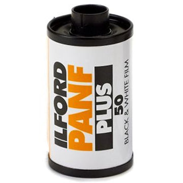 Ilford PAN F Plus 35mm Film 36 Exposures (£6.00 incl VAT)