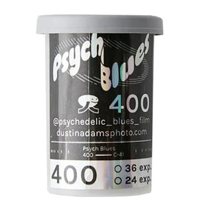 Psych Blues #4 400 35mm Film 36 Exposures (£12.00 incl VAT)