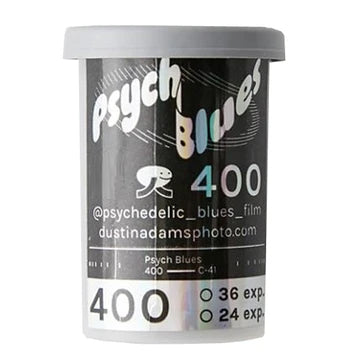 Psych Blues #4 400 35mm Film 36 Exposures (£11.00 incl VAT)