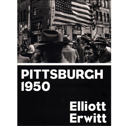 Elliott Erwitt: Pittsburgh 1950