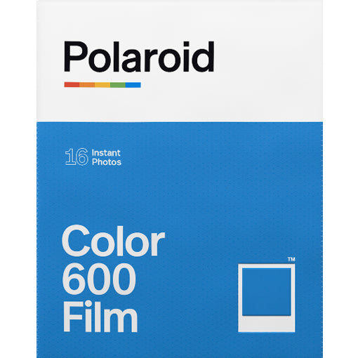 Polaroid Color 600 Double Pack Instant Film (£31.99 incl VAT)