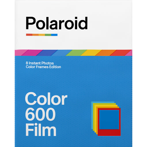 Polaroid Color 600 Color Frames Instant Film (£18.99 incl VAT)