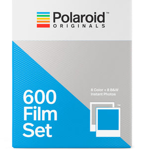 Polaroid Originals 600 Instant Film Set