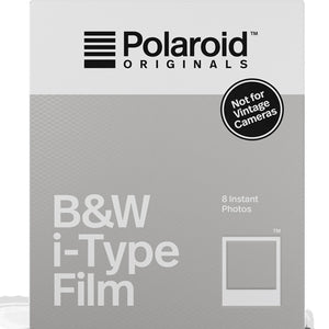 Polaroid Originals B&W I-Type Instant Film