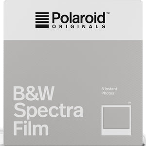 Polaroid Originals B&W Spectra Instant Film (£18.99 incl VAT)