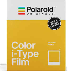 Polaroid Originals Color I-Type Instant Film (£14.99 incl VAT)