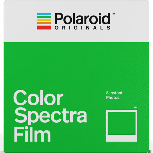Polaroid Originals Color Spectra Instant Film (£18.99 incl VAT)