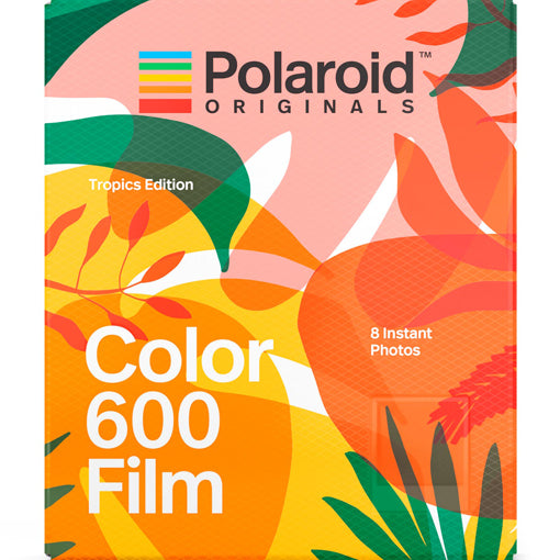 Polaroid Originals Color 600 Tropics Edition Instant Film