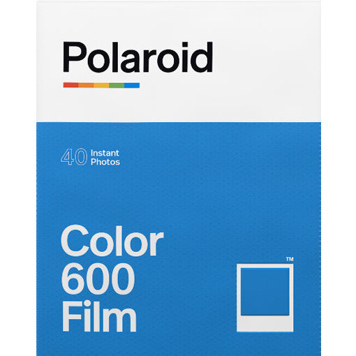 Polaroid Color 600 x 40 Instant Film (£69.99 incl VAT)
