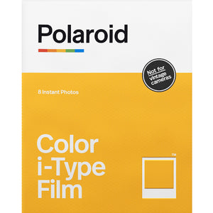 Polaroid Color I-Type Instant Film (£14.99 incl VAT)