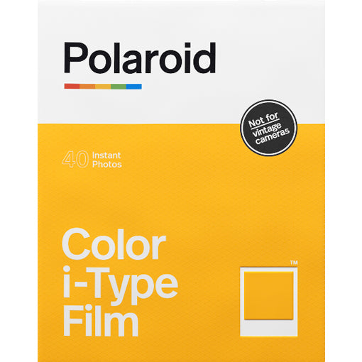 Polaroid Color I-Type x 40 Instant Film (£69.99 incl VAT)