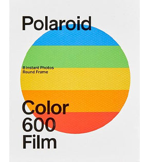 Polaroid Color 600 Round Frame Instant Film (£18.99 incl VAT)
