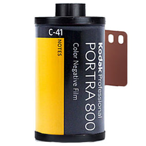 Kodak Portra 800 35mm Film 36 Exposures (£13.99 incl VAT)